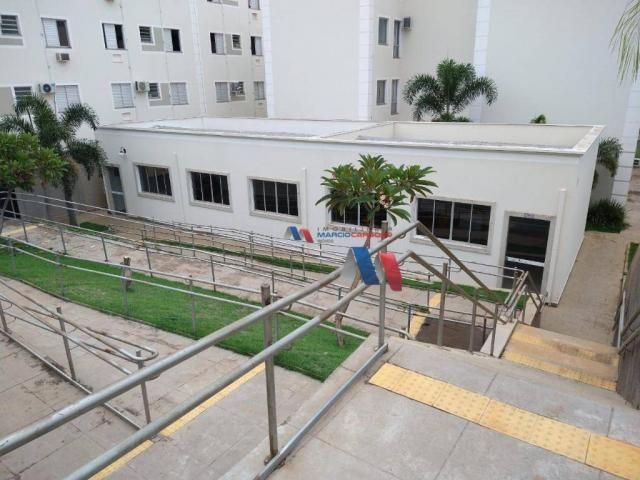 Apartamento com 2 dormitórios à venda, 50 m² por R$ 140.000,00 - Rios di Itália - São José - Foto 7