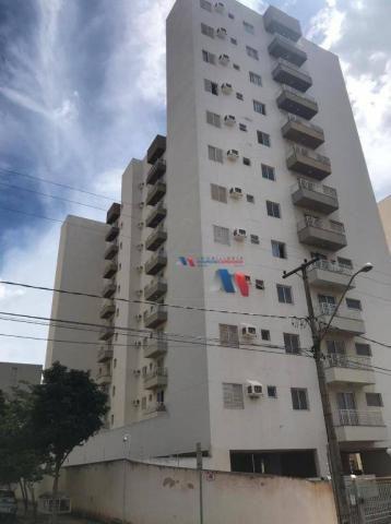 Apartamento com 1 dormitório para alugar, 60 m² por R$ 1.000,00/mês - Vila Nossa Senhora d