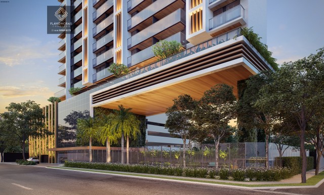 Apartamento 65,65m e 02 quartos ao lado da Praça das Flores na Aldeota - Fortaleza- Ceará. - Foto 2