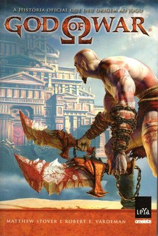 God of war (vol. 1) Capa comum