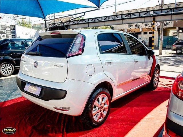 Fiat Punto 2013 1.4 attractive 8v flex 4p manual - Foto 5
