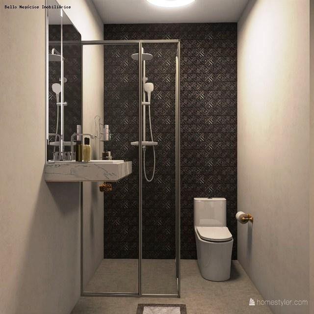 Sobrado Geminado para Venda em Joinville, Iririú, 2 dormitórios, 2 suítes, 3 banheiros, 2  - Foto 6