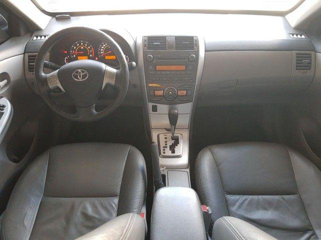 Toyota Corolla GLI 1.8 2013 - Blindado - Foto 6