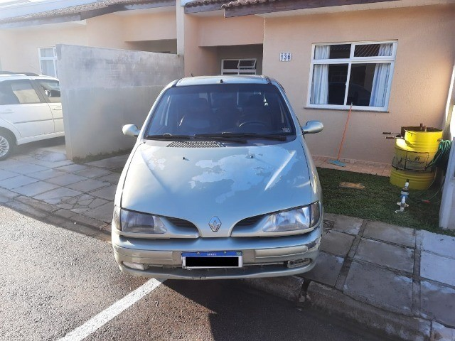 Vendo carro Scenic ano 2000 2.0 8v - Foto 6