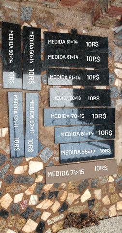 Pedras de granito preto apartir de 10R$ Reais