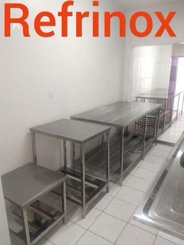 Coifa,mesa ,pia, Inox - Foto 4
