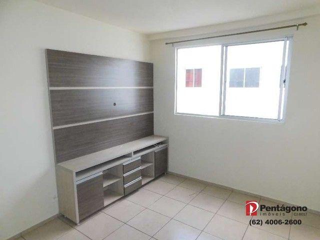 Apartamento para alugar com 2 dormitórios em Vila redenção, Goiânia cod:24083 - Foto 4
