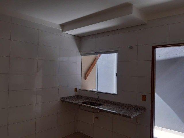 Linda Casa Nova Campo Grande com 3 Quartos No Asfalto - Foto 4