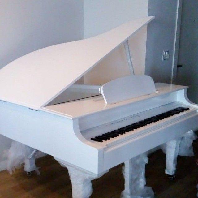Piano Digital Eloah órgãos eletrônicos com calda  - Foto 4