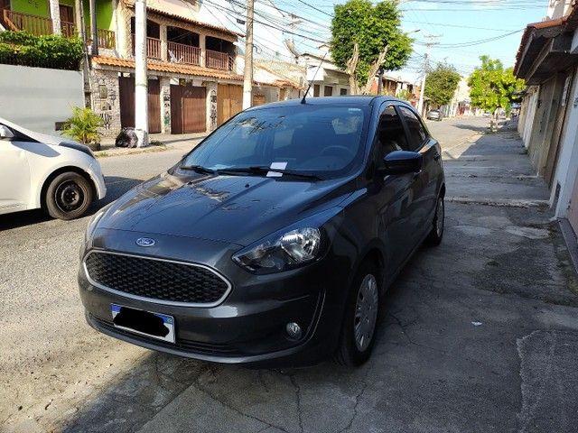 Ford Ka Se Plus 1.0 2021 apenas 2.150 km  - Foto 2