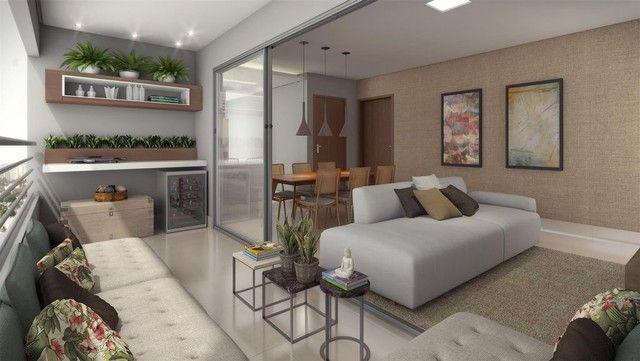 Apartamento com 3 quartos no Uptown Home - Bairro Jardim Europa em Goiânia - Foto 4