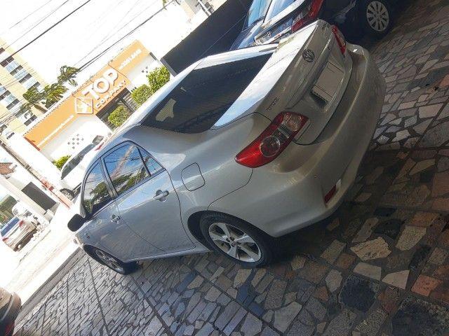 Toyota Corolla GLI 1.8 2013 - Blindado - Foto 5