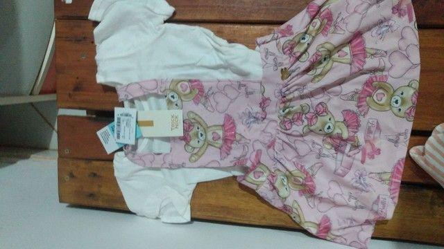 Vendo roupas infantil - Foto 4