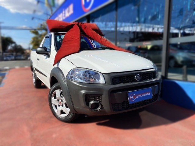 Fiat Strada Working 1.4 Cabine Simples 2018 - Foto 4
