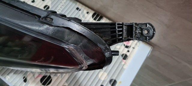 Farol Máscara Negra para Ford Ka  - Foto 3