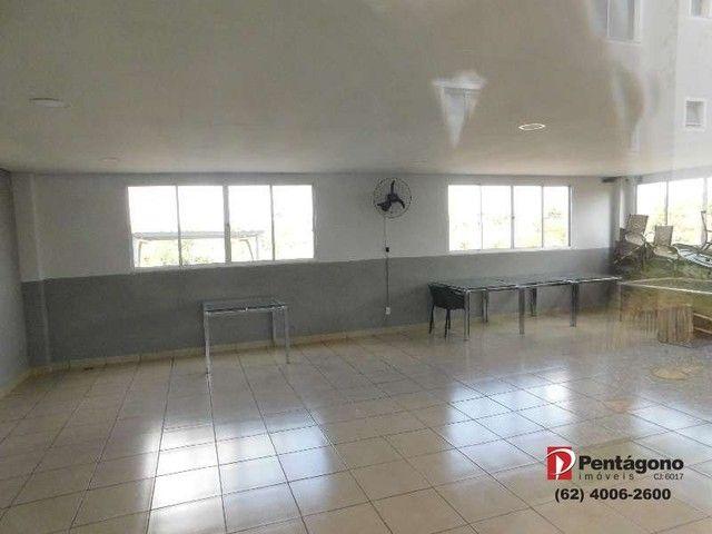 Apartamento para alugar com 2 dormitórios em Vila redenção, Goiânia cod:24083 - Foto 20