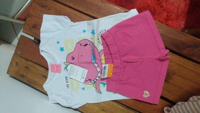 Vendo roupas infantil - Foto 3