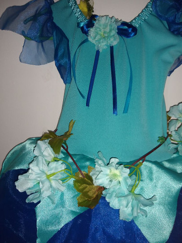 Fantasia de fadinha, ballet - Foto 2