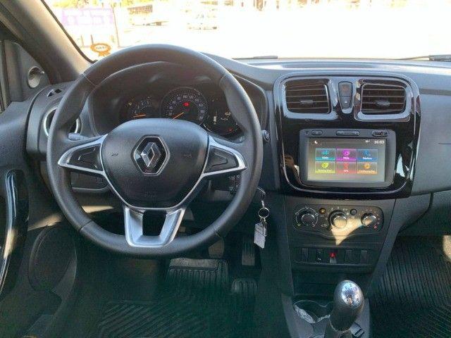 Renault  Logan Zen 1.0 2020 Flex  - Foto 7