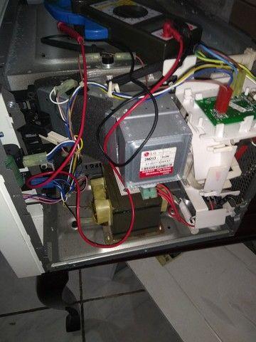 Conserto e instalação de ar condicionado/conserto em máquina de lavar e tanquinho. - Foto 4