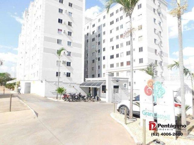 Apartamento para alugar com 2 dormitórios em Vila redenção, Goiânia cod:24083