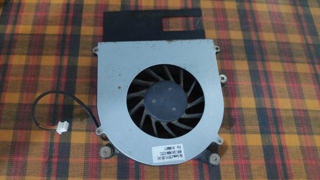 Cooler Ventoinha Para Notebook Philco 14a 14e 14f - Foto 2