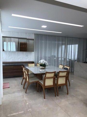 Casa Condomínio Fechado Le Parc-Luziânia-GO, 242m2 de área construída. - Foto 7