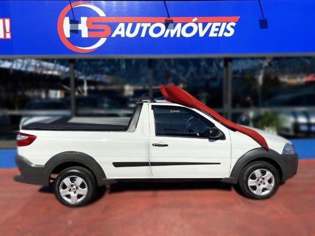 Fiat Strada Working 1.4 Cabine Simples 2018 - Foto 5