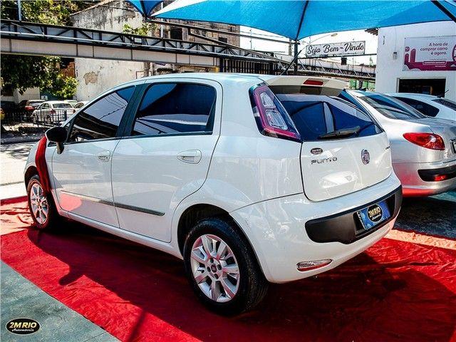Fiat Punto 2013 1.4 attractive 8v flex 4p manual - Foto 4