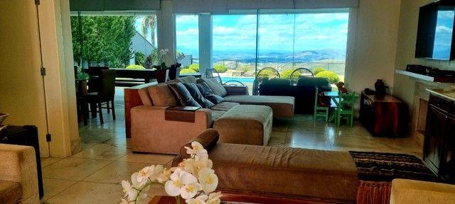 Casa de condomínio para venda tem 480 metros quadrados com 5 quartos - Foto 3