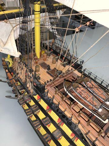 Caravela HMS Victory  - Foto 4