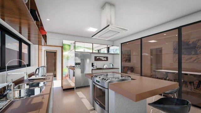 Casa térrea 4/4 com 4 suites  Condomínio Jardins Paris - Foto 4