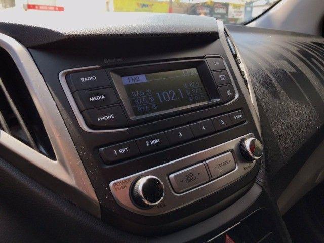 Hyundai HB20S 1.6 Gnv Premium (Aut) 2016 - Foto 8