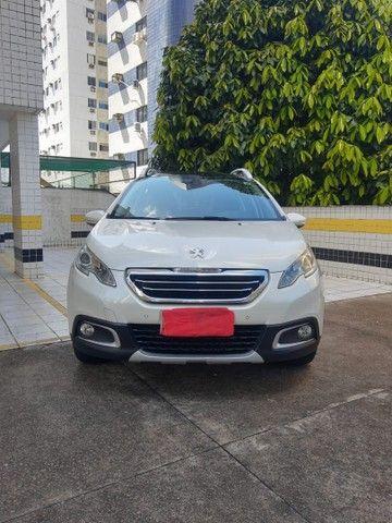 Peugeot 2008 GRIFFE 1.6 16v Flex 2016 Aut