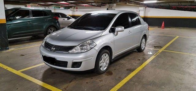 Nissan Tiida Sedan 1.8 16v Manual 6m 2011/12 - Foto 5