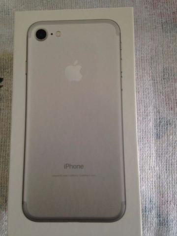 Iphone 7 de 32 gb Prateado