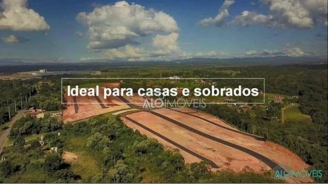 Terreno à venda, 144 m² por r$ 84.270,00 - eucaliptos - fazenda rio grande/pr - Foto 9