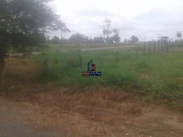 Terreno a venda no terceiro distrito da cidade de Ji-Paraná/RO - Foto 5