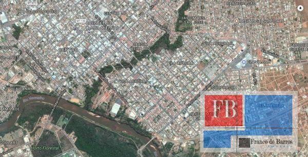 Terreno em rua - Bairro Vila Aurora I em Rondonópolis