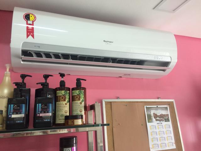 Ar condicionado 24000 Btu?s