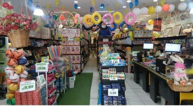 Imperdível!!! Instalações para lojas - Gôndolas seminovas