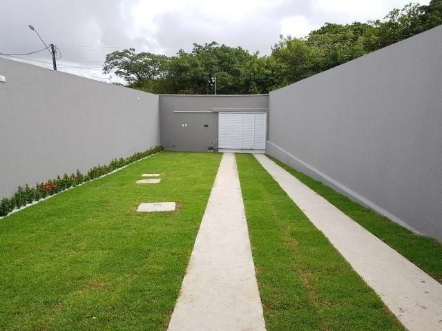 Casas no bairro guaribas, a melhor localização do eusébio - Foto 4