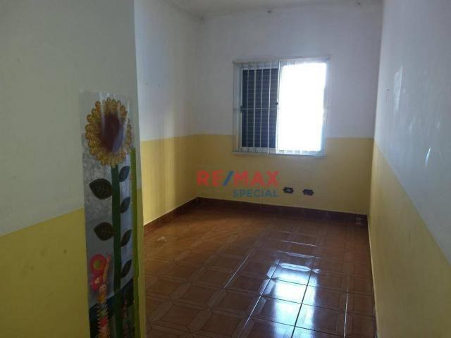 Casa com 3 dormitórios para alugar, 450 m² por r$ 6.000,00/mês - vila augusta - guarulhos/ - Foto 9