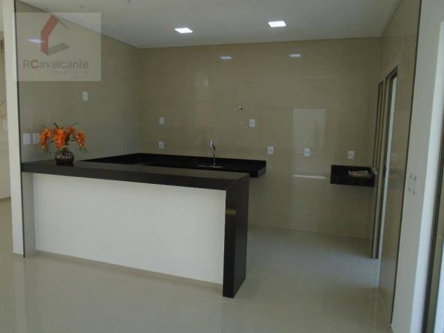 Casa com 4 dormitórios à venda, 152 m² por R$ 569.000,00 - Eusébio - Eusébio/CE - Foto 17