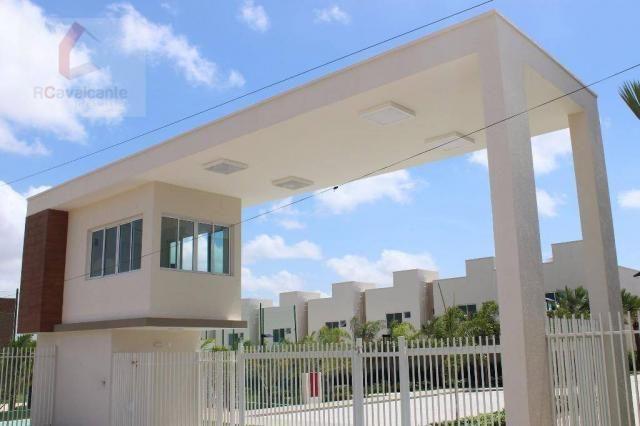 Casa duplex em condominio fechado, Eusébio. - Foto 4