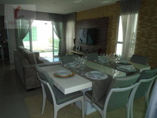 Casa em condominio com 4 suítes em Eusebio - Foto 9