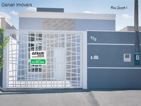 Casa à venda com 2 dormitórios em Jardim residencial veneza, Indaiatuba cod:CA09330