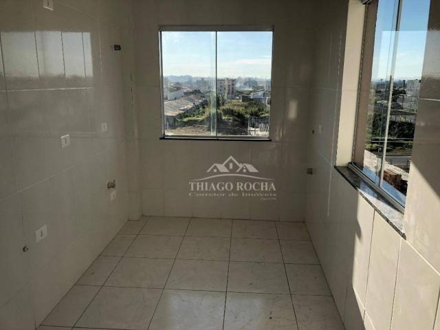 Apartamento terraço, 2 quartos, churrasqueira- afonso pena - Foto 10