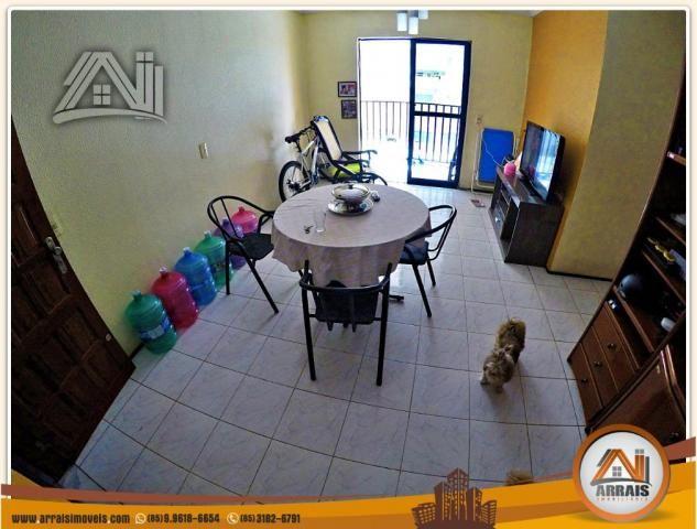 Vendo apartamento 3 quartos no bairro Jacarecanga - Foto 2