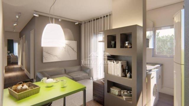 Apartamento garden com 15,45 m² para o seu pet, 2 quartos, churrasqueira e garagem coberta - Foto 3